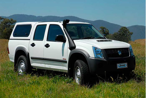 Safari Snorkel to suit Isuzu D-Max 10/08 - 05/12