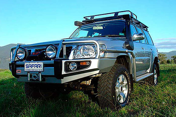 Safari Snorkel to suit Nissan Patrol GU Y61 09/04 Onwards ZD30DDTi