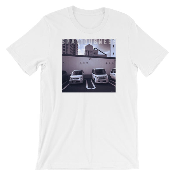 Spaciousness Art Photo T-Shirt by Martin Hurley ( Unisex / Japan ) -  - Shopafoo Art Tees