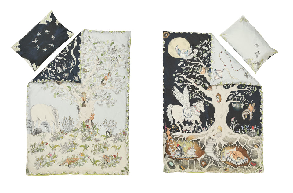 Enchanted Forest Duvet Set