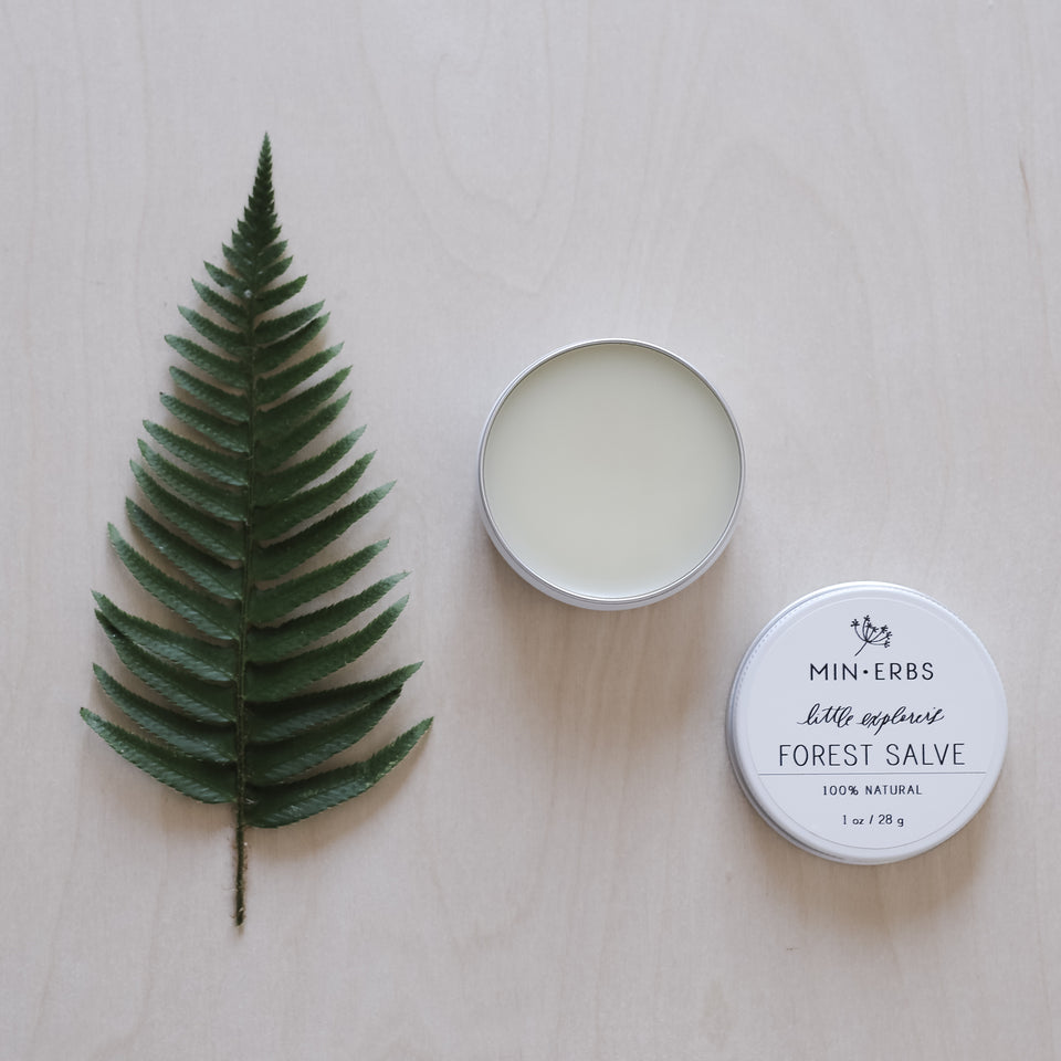 Little Explorer's Forest Salve