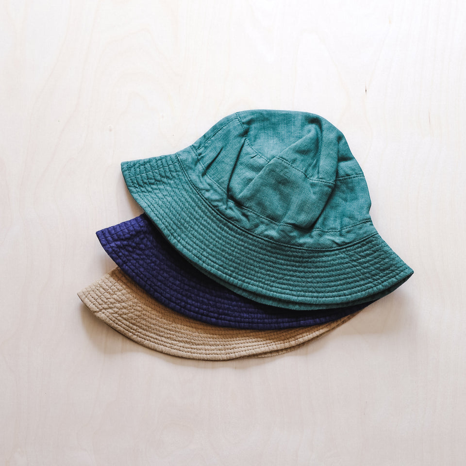 Francis Hat (Light Oak)