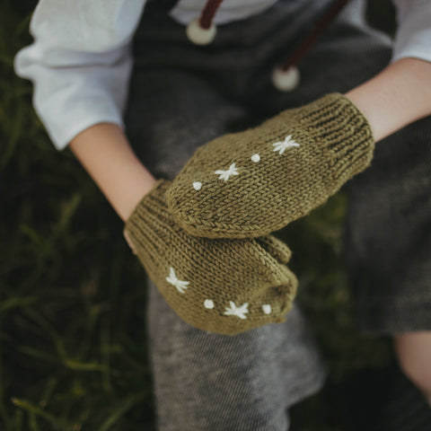 Field Mittens (Nightfall)