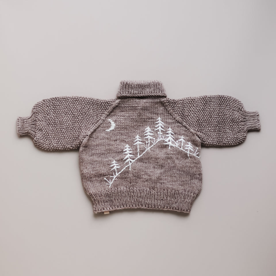 Forest Pullover (Fawn)
