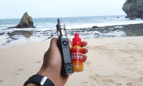 Horny Mango is an amazing all-day vape.