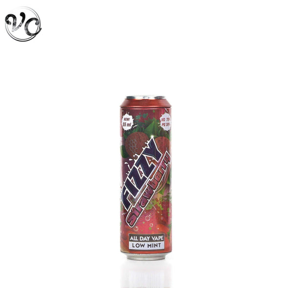Fizzy Strawberry-E-Juice-wholesale-Vape Club
