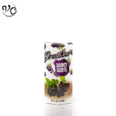 Grandeur Squinsy Berries-E-Juice-wholesale-Vape Club