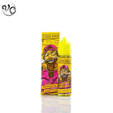 Nasty Juice Cush Man Series - Mango Strawberry-E-Juice-Vape Club