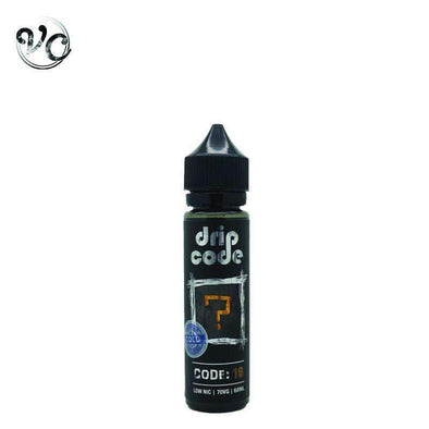 Drip Code - Code 16-E-Juice-wholesale-Vape Club