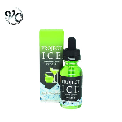 Project Ice Apple Champagne-E-Juice