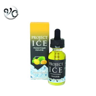 Project Ice Mango Lemon