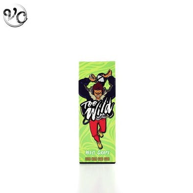 Too Wild Juice - West Grape-E-Juice-wholesale-Vape Club