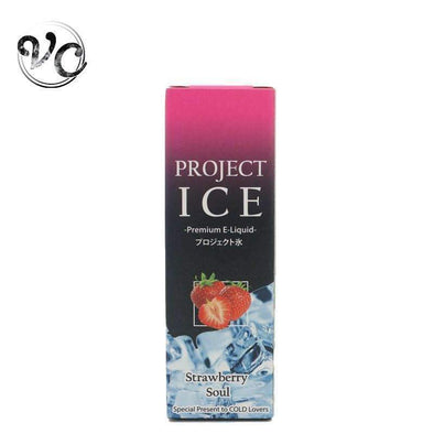 Project Ice Strawberry Soul
