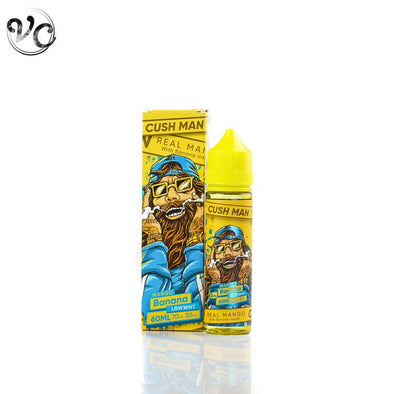 Nasty Juice Cush Man Series - Mango Banana-E-Juice-Vape Club