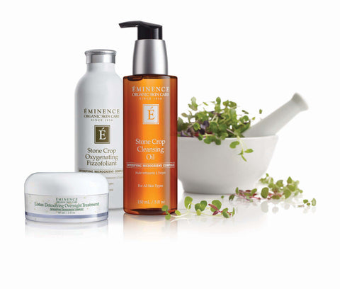 Eminence Organic - Microgreens Detox Collection