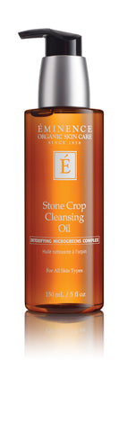 Eminence Microgreens Detox Stone Crop Cleansing Oil