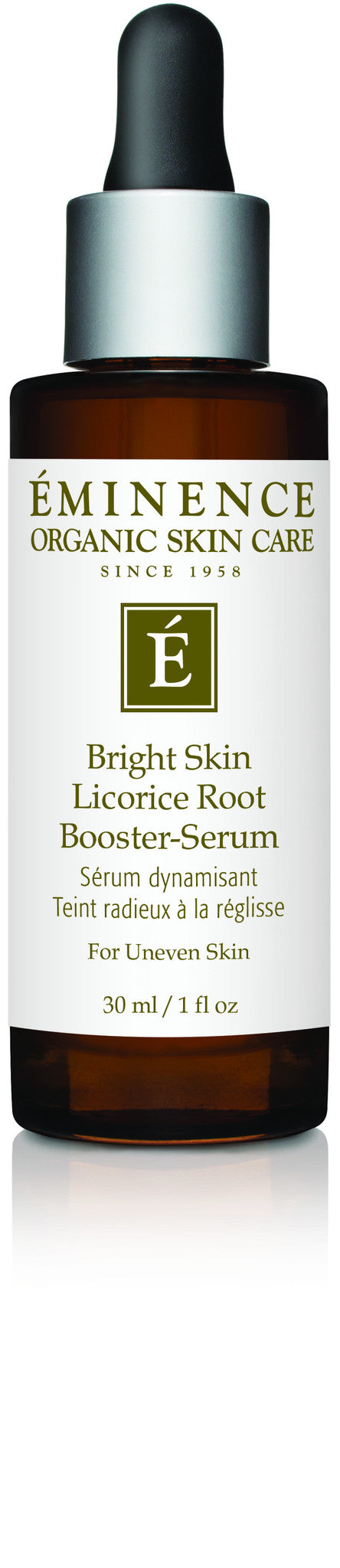 Bright Skin Licorice Root Booster-Serum - Organic Skin Therapy
