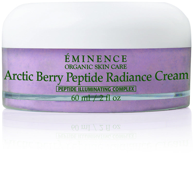 Arctic Berry Peptide Radiance Cream - Organic Skin Therapy