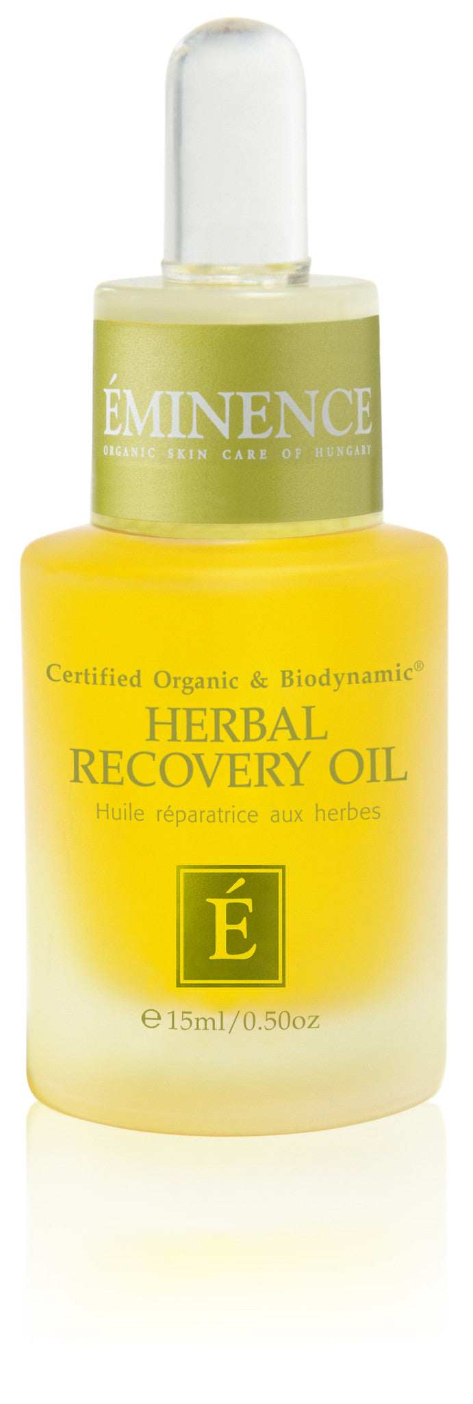Facial Recovery Oil - Organic Skin Therapy