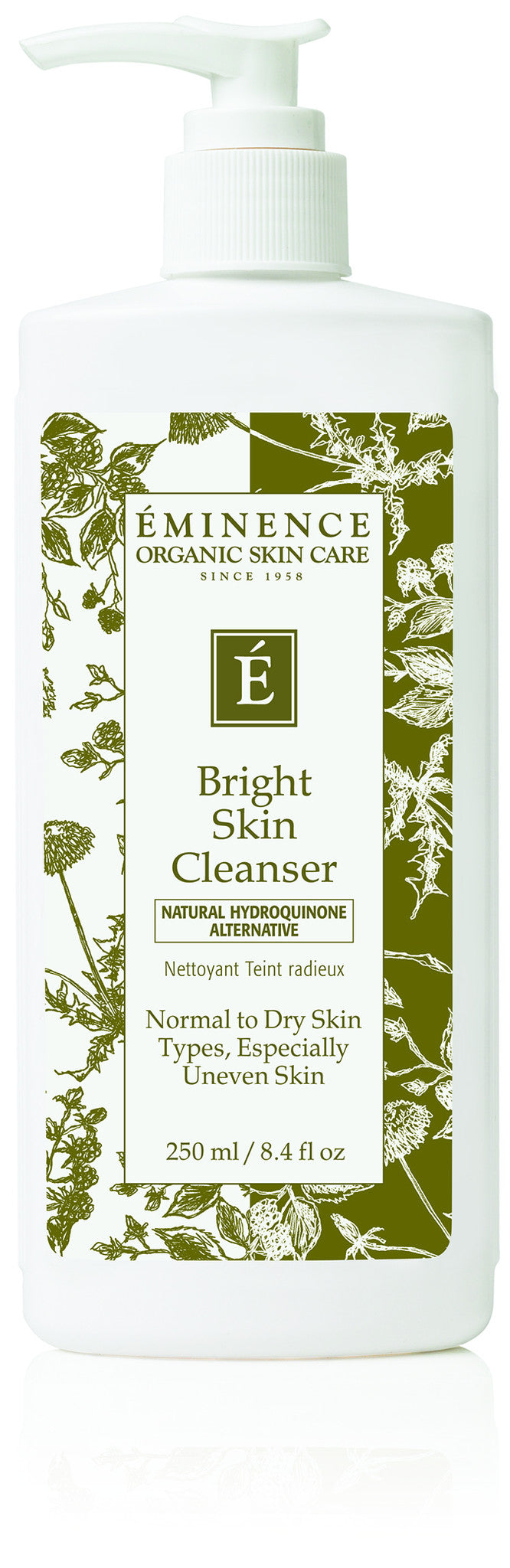 Bright Skin Cleanser - Organic Skin Therapy