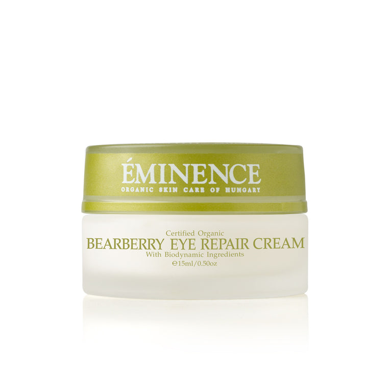 Bearberry Eye Repair Cream - Organic Skin Therapy