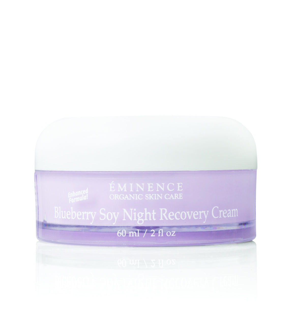 Blueberry Soy Night Recovery Cream - Organic Skin Therapy