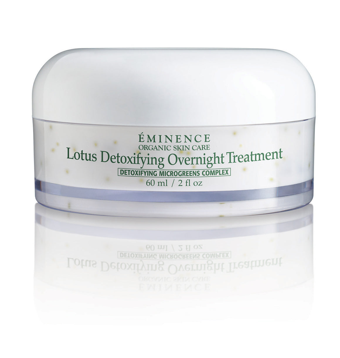 Eminence Organic Microgreens Detox Collection Lotus Overnight Treatment