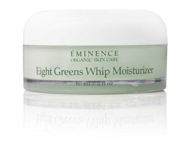 Eight Greens Whip Moisturizer - Organic Skin Therapy