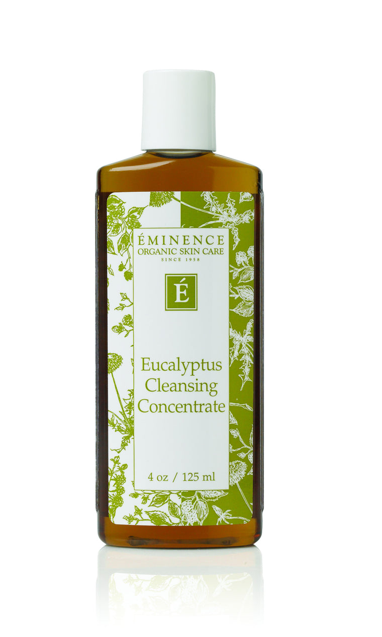 Eucalyptus Cleansing Concentrate - Organic Skin Therapy