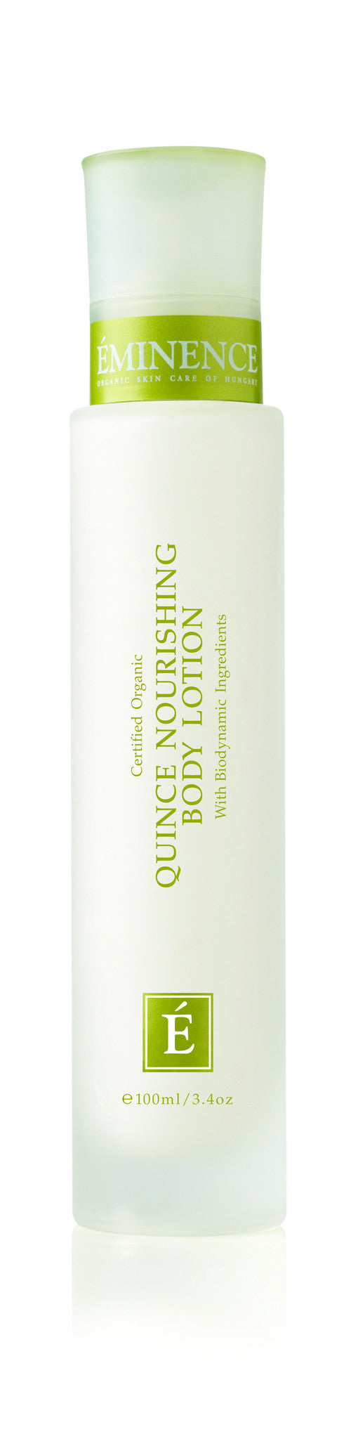 Quince Nourishing Body Lotion - Organic Skin Therapy