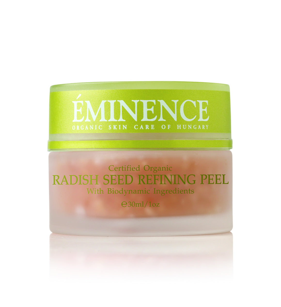 100% Organic Acne Treatment - Radish Seed Refining Peel - Organic Skin Therapy