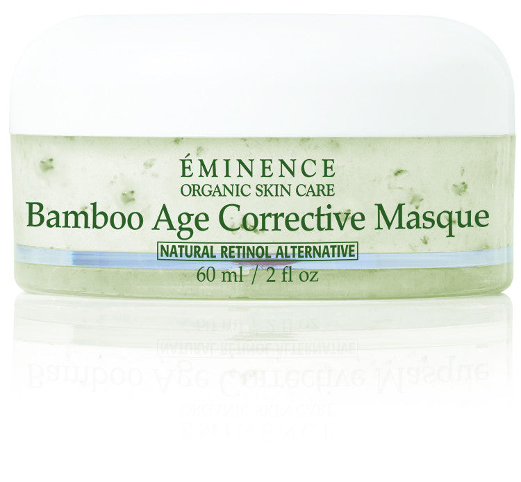 Bamboo Age Corrective Masque - Organic Skin Therapy
