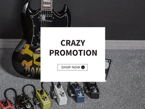 Donnerdeal-Find Your Guitar Gear at Better Price-Free Shipping
