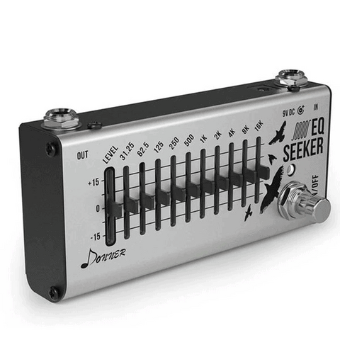 Donner EQ Pedal