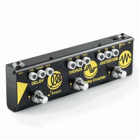 Donner multi-effects pedal