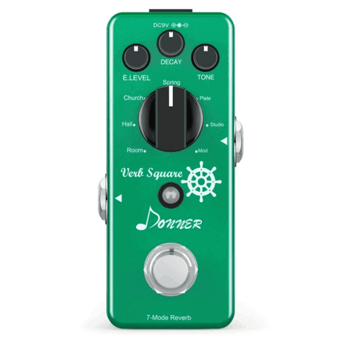 Donner reverb pedals