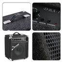 Donner Bass Guitar Amplifier DBA Electric Practice Bass Combo AMP with cable