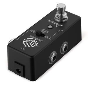 Donner ABY BOX pedal ,ABY Line Selector mini Pedal