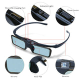 3d glasses for BenQ Projector