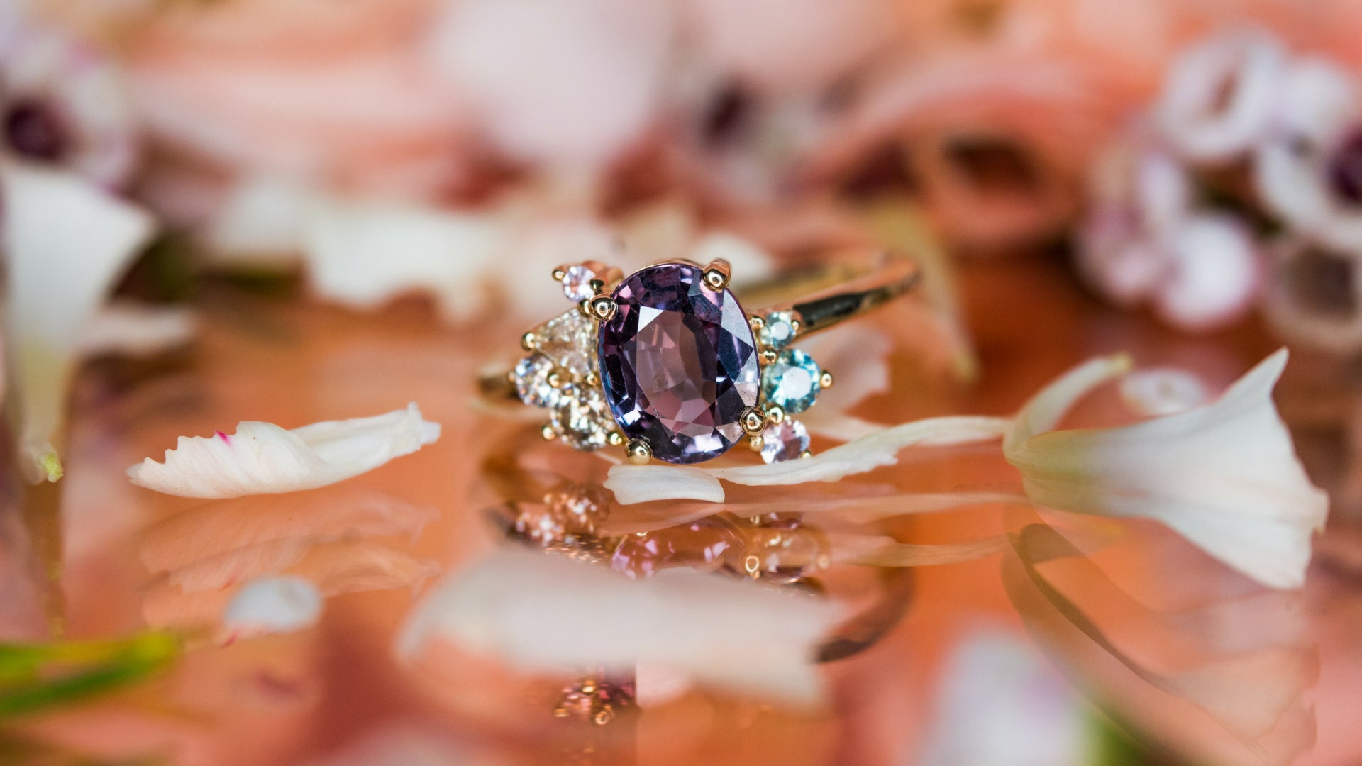 Engagement Ring Alternatives A Guide To Sapphires Marrow Fine
