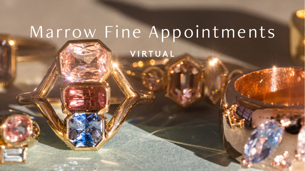 virtual marrow fine appointments