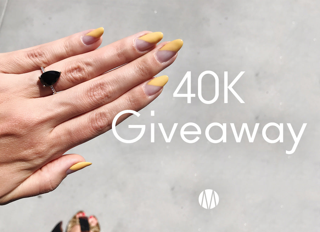 Marrow Fine 40K Giveaway