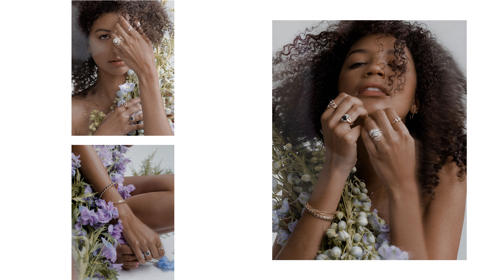 Marrow Fine Jewelry Spring Lookbook