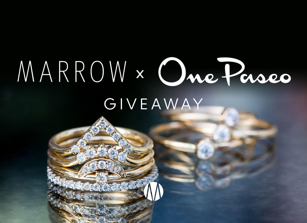 Marrow Fine x One Paseo Giveaway