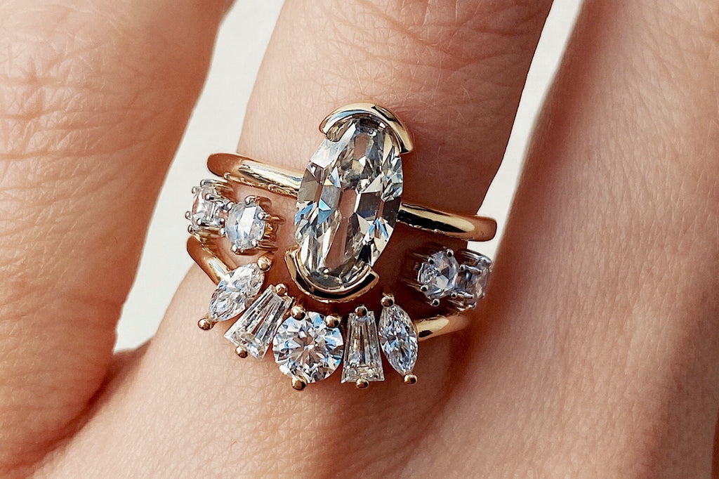 moval engagement ring
