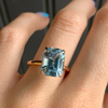 4.32ct Aquamarine Solitaire - Marrow Fine