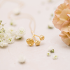 Baby's Breath Cluster Necklace - Marrow Fine