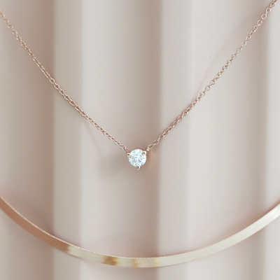 Sweet Nothings White Diamond Choker
