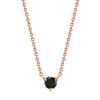 Sweet Nothings Black Diamond Choker - Marrow Fine