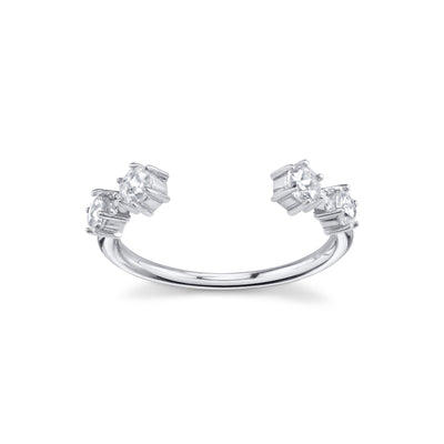White Diamond Celestial Light Band